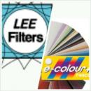 LEE/e-colour 117 Steel Blue